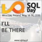 SQL Day 2018